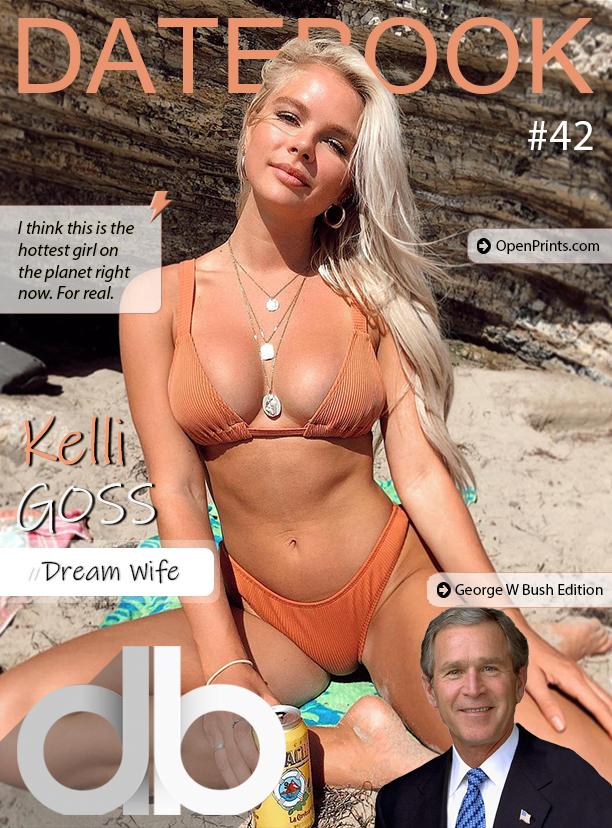 Goss hot kelli Sexy Kelli